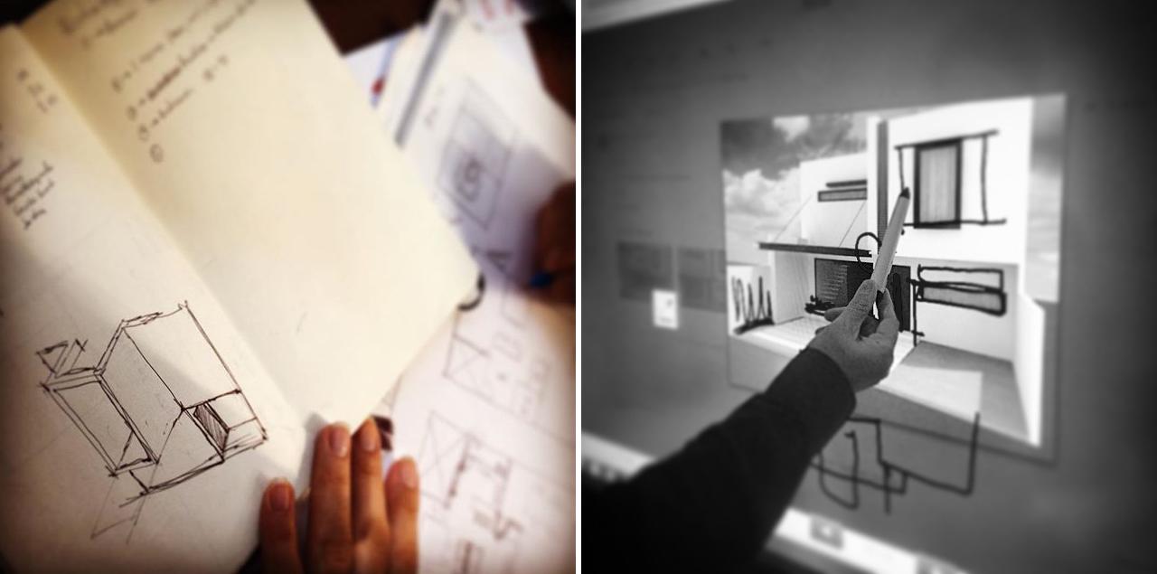 Estructura, ¿a qué se dedican los arquitectos?