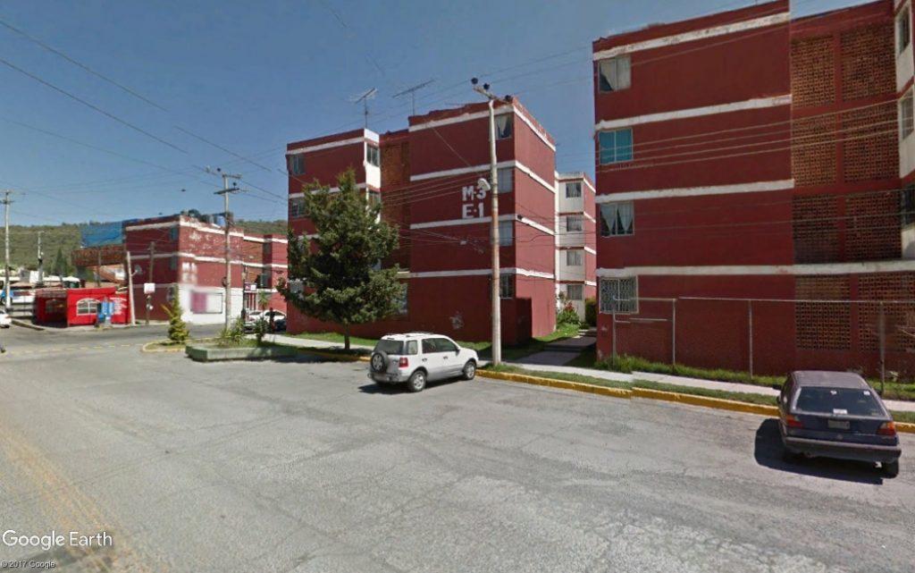 Unidad habitacional en Pachuca