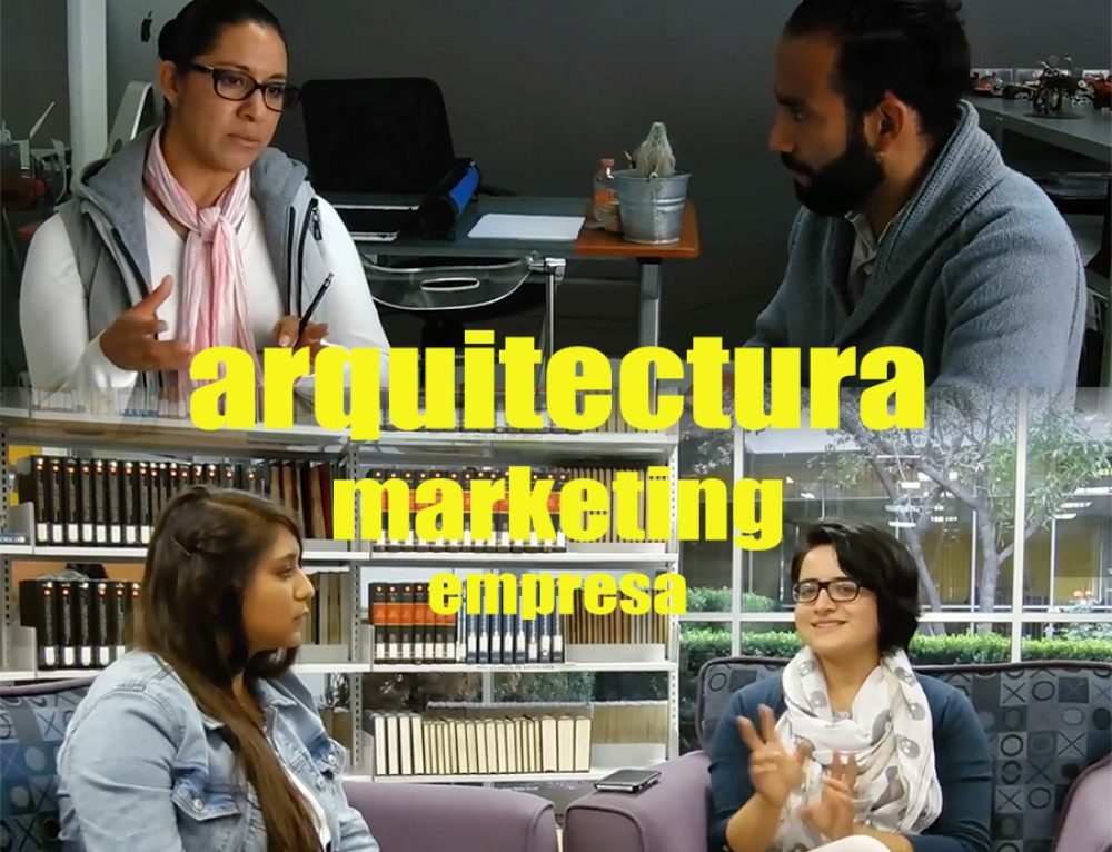 Arquitectura, marketing y empresa