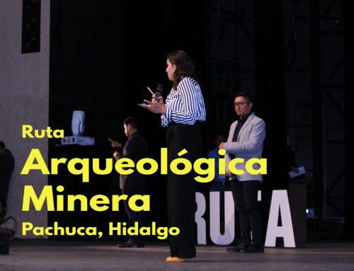 Ruta arqueológica minera de Pachuca