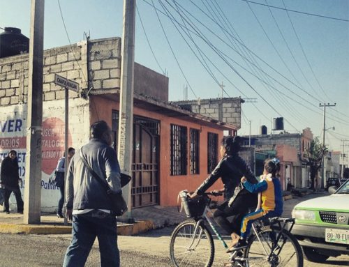 En bicicleta por Pachuca (Primera parte)