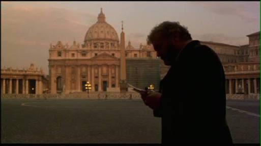 El arquitecto en Roma