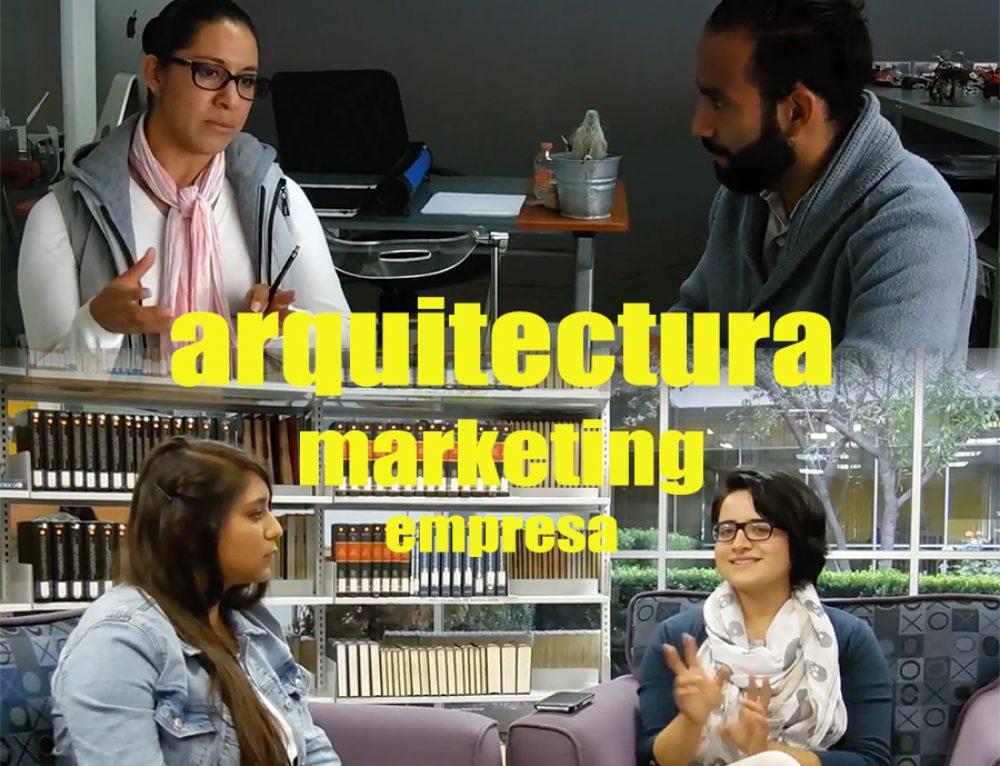 Arquitectura, marketing y empresa
