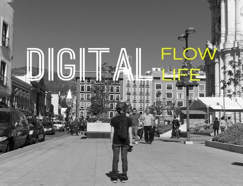Digital flow, digital life