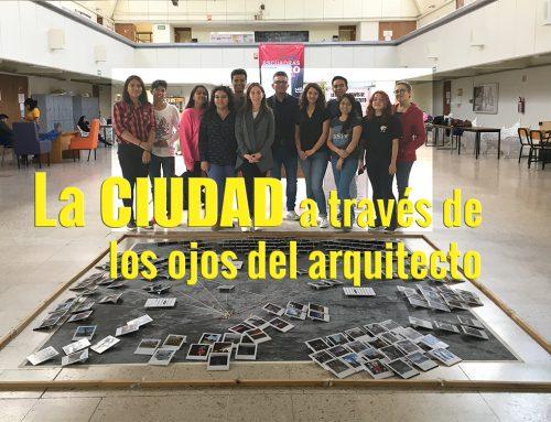 La ciudad a través de los ojos del arquitecto